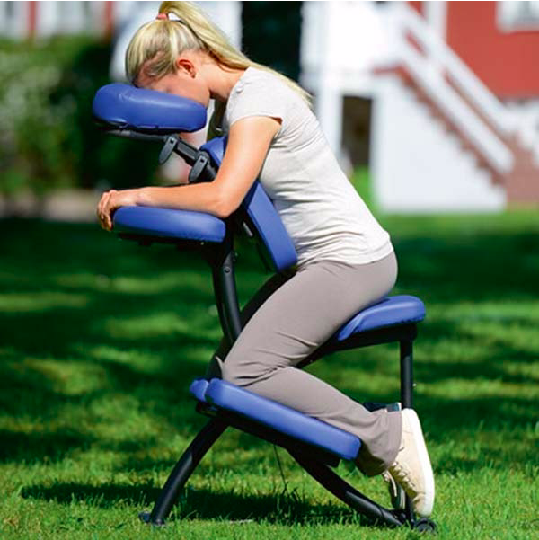 Chaise de massage confort